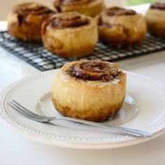 Cannella Vita: cinnamon bun muffins (in half an hour!)