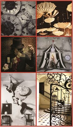 Cool blog linking to a scrap book and soundtrack for The Night Circus