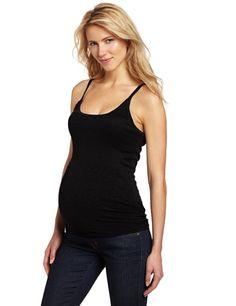 Velvet Women's Maternity Geonna Tank Top « Clothing Impulse