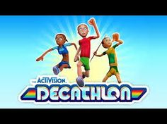 The Activision Decathlon Android Game Description: The Activision Decathlon is the sports game for the Atari 8-bit ,the Atari 2600, the Atari 5200 and MSX platforms. Up to 4 players compete in the ten different events of a real-life decathlon, either in sequence or individually demanding by player.