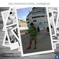 Marco Goulart - Adventure of the Seas