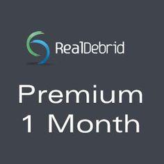 Real-Debrid Premium 1 Month http://247premiumcart.com/?product=real-debrid-premium-1-month