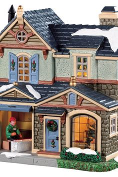 4169 best christmas villages images in 2019 christmas villages rh pinterest com