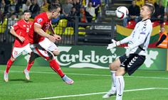 Lithuania 1-2 Switzerland | Euro 2016 qualifier match report | Football | The Guardian #Shaqiri