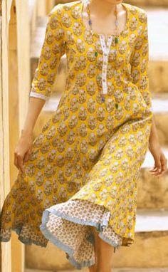 Kurta Designs, Blouse Designs, Kurta Patterns, Dress Patterns, Indian Attire, Indian Wear, Frock Fashion, Fashion Outfits, Indian Dresses