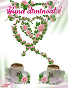 Good Morning, Place Cards, Place Card Holders, Buen Dia, Bonjour, Good Morning Wishes
