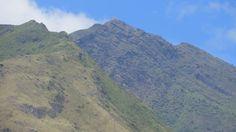 paisaje, vista de una de las montañas mas altas de Paripe
