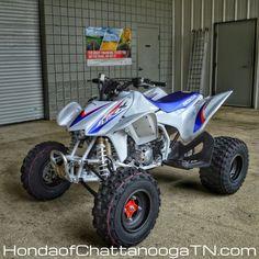 2007 honda trx450er7 4 wheeler white for sale in dade for Honda 4 wheeler dealers near me
