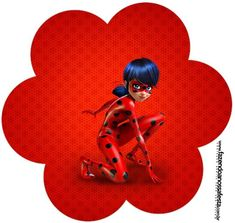 Miraculous-ladybug-free-printable-cupcake-toppers-and-wrappers-001.jpg 547×519 píxeles