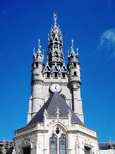 Beffroi de Douai. Nord