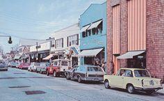 Westport, CT., early seventies