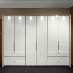 Renovate and produce your ultimate master bedroom by having a variety of gorgeous, high grade master bedroom furnishings gear. Wardrobe Furniture, Wardrobe Cabinets, Bedroom Furniture Design, Wardrobe Doors, White Furniture, Interior Design Living Room, Furniture Stores, Wardrobe Drawers, Furniture Websites