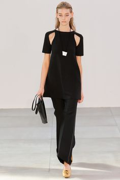 Céline - Spring 2015 Ready-to-Wear - Look 2 of 40