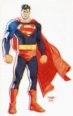 Superman by Marcio Takara