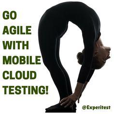 mobile cloud testing tools