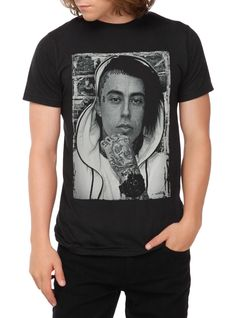 Falling In Reverse Ronnie Hoodie T-Shirt Band Merch, Band Shirts, Men's Shirts, Band Outfits, Cool Outfits, Ronnie Radke, Falling In Reverse, Hot Topic, Hoodies