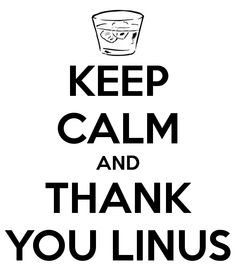 Every once in a while I could use a Linus handing me drinks. #himym