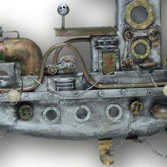 steampunk art deco - Google Search