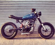 ideberhard: http://instagram.com/p/0MAezjOwlr/ Street Tracker #motorcycles #streettracker #motos | caferacerpasion.com