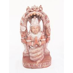 Amazon.com - Patanjali Statue Antique Stone Sculpture Yoga Decor... (2,975 INR) via Polyvore featuring home, home decor, antique home decor, stone sculpture, antique statue, stone home decor and antique sculpture