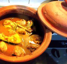 Dairy & Gluten free Chicken Curry (Sri Lankan style)
