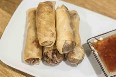 Kenwood Cooking, Sushi, Sausage, Food And Drink, Egg Rolls, Meat, Hygge, Sausages, Spring Rolls