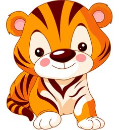 Sweet Tiger Cub for Facebook