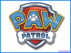 Shop Paw Patrol Logo Sheet Edible Photo Birthday Cake Topper Frosting Sheet Personalized Party - up to off, discover more Birthday Cake Decorations enjoy big discount and fast shipping. Paw Patrol Pinata, Paw Patrol Png, Paw Patrol Wall Decals, Paw Patrol Clipart, Paw Patrol Cake Toppers, Paw Patrol Party, Paw Patrol Birthday, Skye From Paw Patrol, Wall Sticker