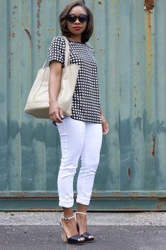 Featured Fashionista: Cortnie