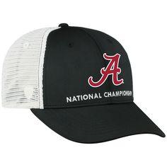 90288f13 Alabama Crimson Tide 2019 CFP National Championship Nightfall Mesh Adj Hat  Cap #TopoftheWorld #AlabamaCrimsonTide