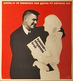 DigitaltMuseum - Plakat kunstneraksjonen -74