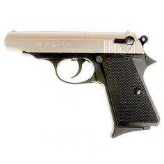 ME 9 Para bicolor Schreckschuss Pistole 9mm P.A.K.
