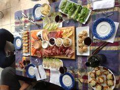 Picnic saludable-  Healthy picnic ideas