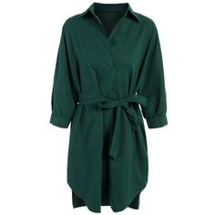 17.76$  Buy now - http://di3z2.justgood.pw/go.php?t=207032301 - Belted Work Shirt Dress