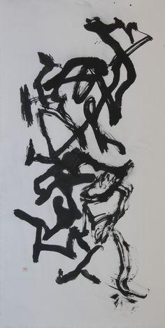 vigorous life-1040 by Taesook Jung