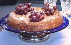 Passover Italian Almond Cake   DianasDesserts.com