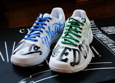the only one pair in the world Hand painting sport shoes ! 「バリケード アディカラー(BARRICADE adicolor)」