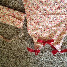 Summer dress and purse, size 18 months :)