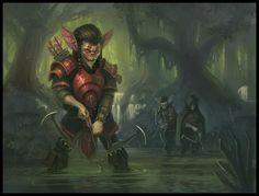 Archer+goblins+by+DevBurmak.deviantart.com+on+@deviantART