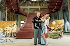 Jackie and David Siegel set out to build their dream home, it became the 90,000sqft Versailles estate. Then the 2008  financial crisis happened and they are currently trying to hold on to the estate...