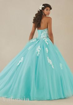 Pretty quinceanera dresses, 15 dresses, and vestidos de quinceanera. We have turquoise quinceanera dresses, pink 15 dresses, and custom quince dresses! Ball Gowns Evening, Ball Gowns Prom, Party Gowns, Ball Dresses, 15 Dresses, Fashion Dresses, Bridesmaid Dresses, Wedding Dresses, Evening Party