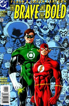 The Brave and the Bold: The Flash and Green Lantern #1