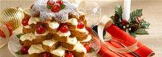 Pandoro, slatki, zlatni kruh tradicionalni je talijanski božićni kolač koji potječe iz romantične Verone, ali koji polako postaje dio blagdanske tradicije i izvan granica zemlje u obliku čizme. Kupovni pandoro, uz kremu od mascarponea i malo mašte može se pretvoriti u vrlo efektnu slasticu. Evo kako!