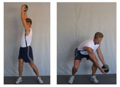 Want to hit the golf ball farther on your drives? The exercise called Downward Wood Chop is a golf swing training exercise that can help you add yards.