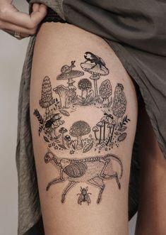 Search inspiration for a Blackwork tattoo. Baby Tattoos, Dream Tattoos, Future Tattoos, Body Art Tattoos, New Tattoos, Cool Tattoos, Tatoos, Piercing Tattoo, Piercings