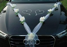Bridal Car, Marie, Christmas Crafts, Wedding Decorations, Diy Crafts, Neon Signs, Tea Time, Weed, Stage