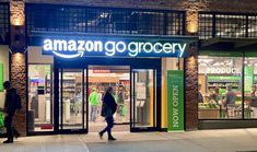 Go Store, Produce Baskets, Black Box, Startups, Grocery Store, Future, Amazon, Amazons