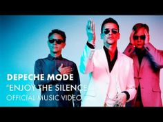 Depeche Mode | Enjoy The Silence (Remastered Music Video) ... all I ever wanted ... all I ever needed ...