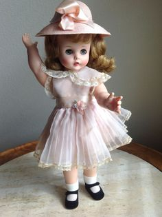"Vintage 1958-59 Madame Alexander Rare 15 ""in. Original Kelly Doll RARE #MadameAlexander #Dolls"