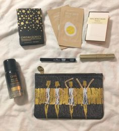 Ipsy Bag with 7 Samples/ Deluxe Sz Mix Makeup Beauty Lot New Fresh!  | eBay